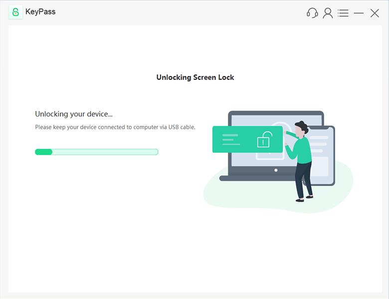 starsoft keypass unlock iphone